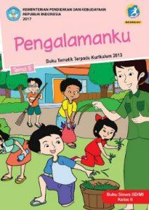 Buku Guru dan Buku Siswa Kelas 2 SD K13 Edisi Revisi 2018