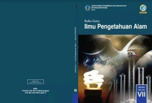 Buku Guru dan Buku Siswa IPA SMP K13 Edisi Revisi 2017 2018